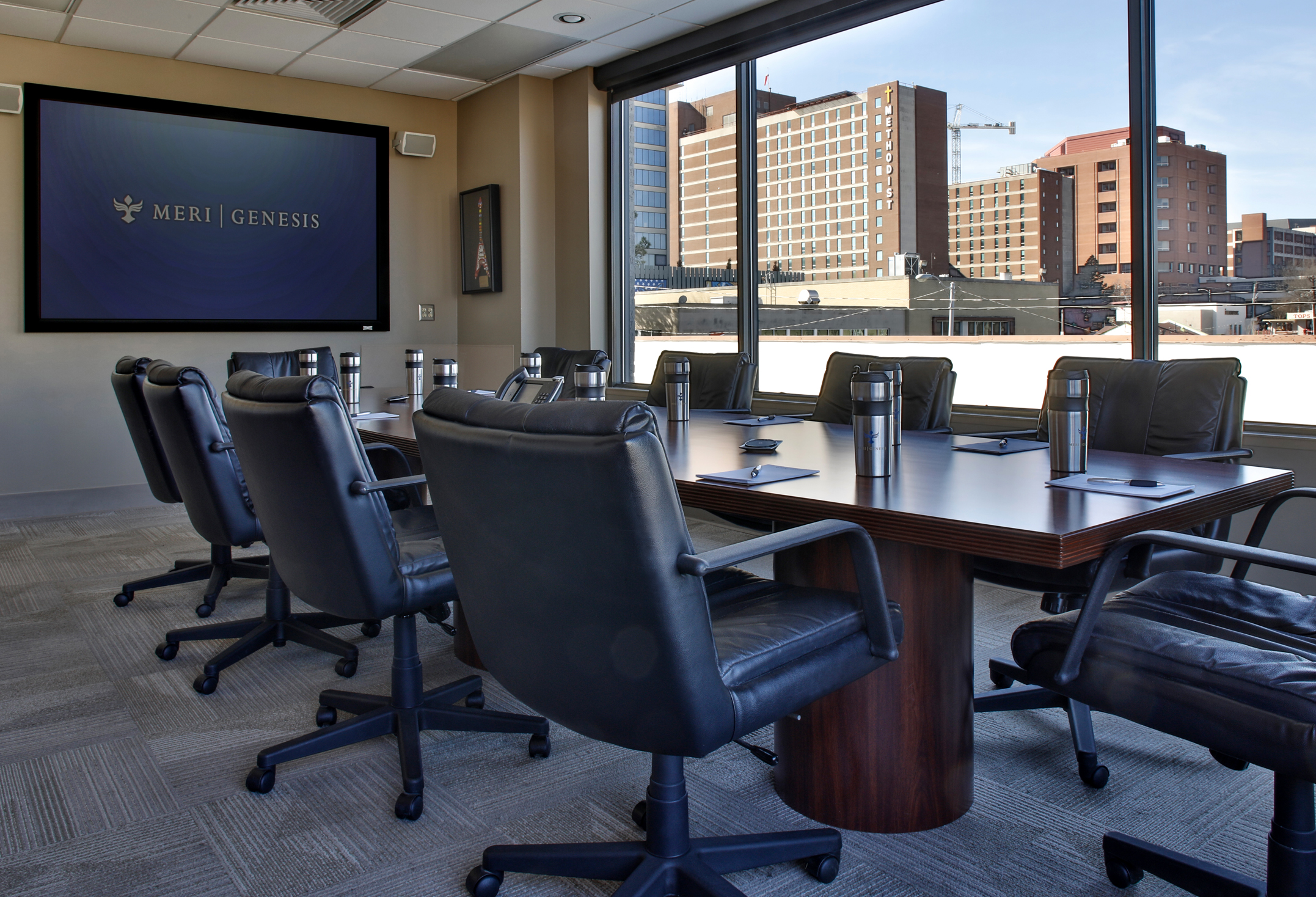 Second Floor West Conference Room
