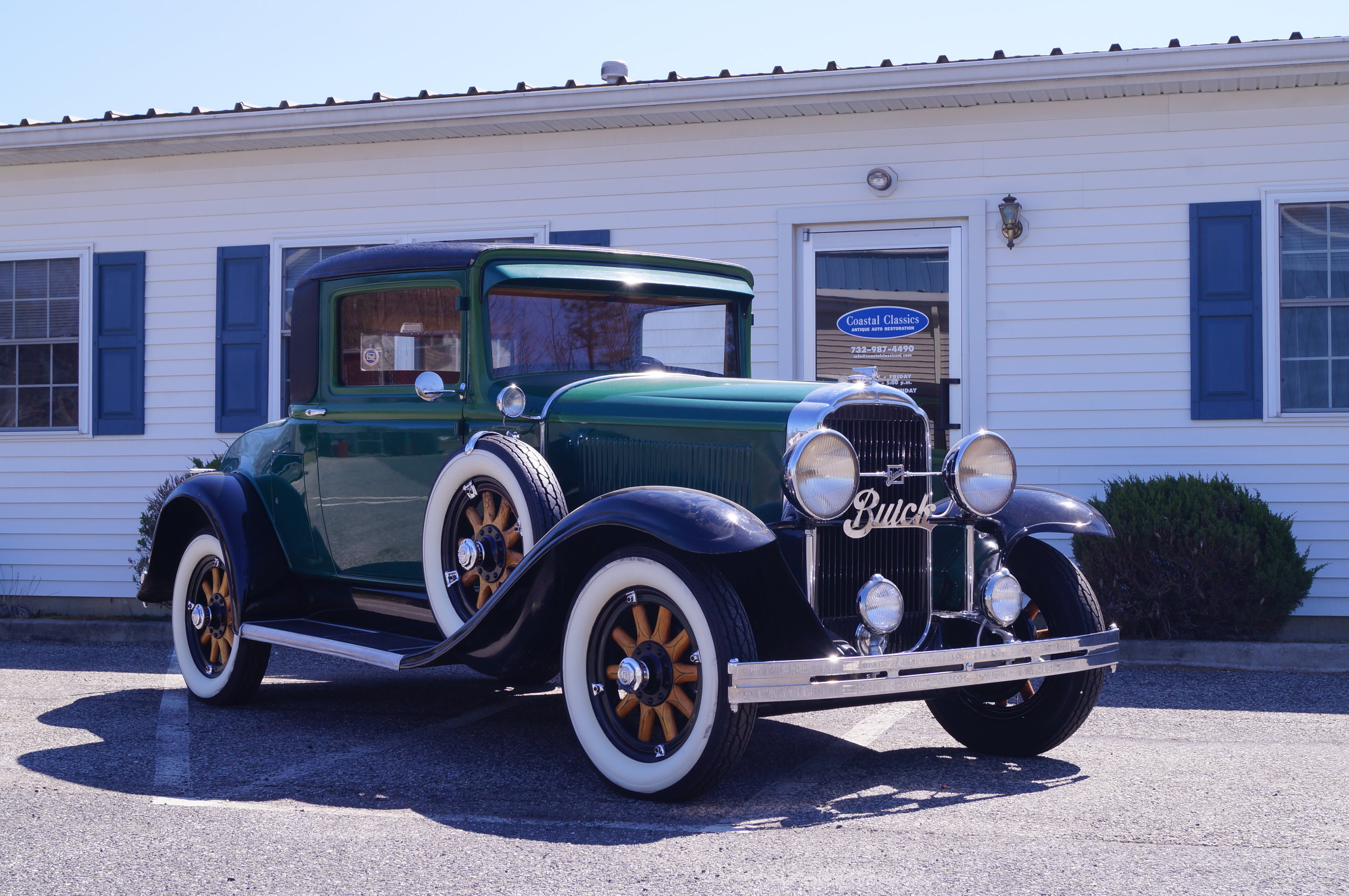 1931 Buick 56S Coupe