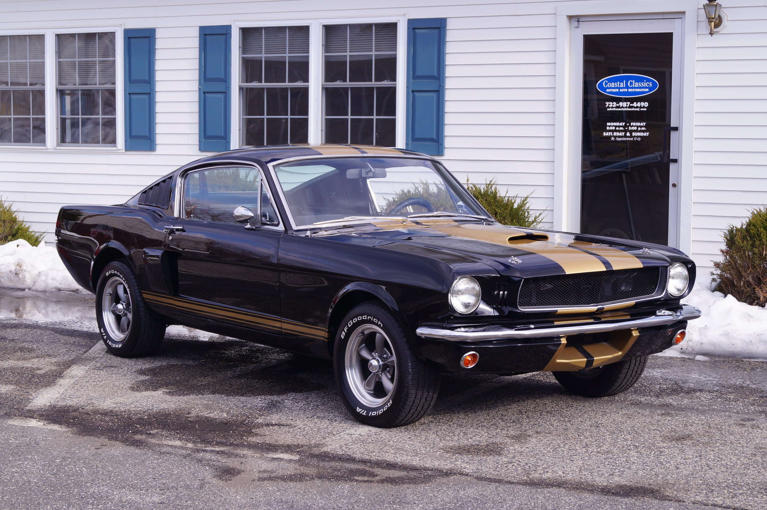 1965 Shelby Mustang GT350H Tribute