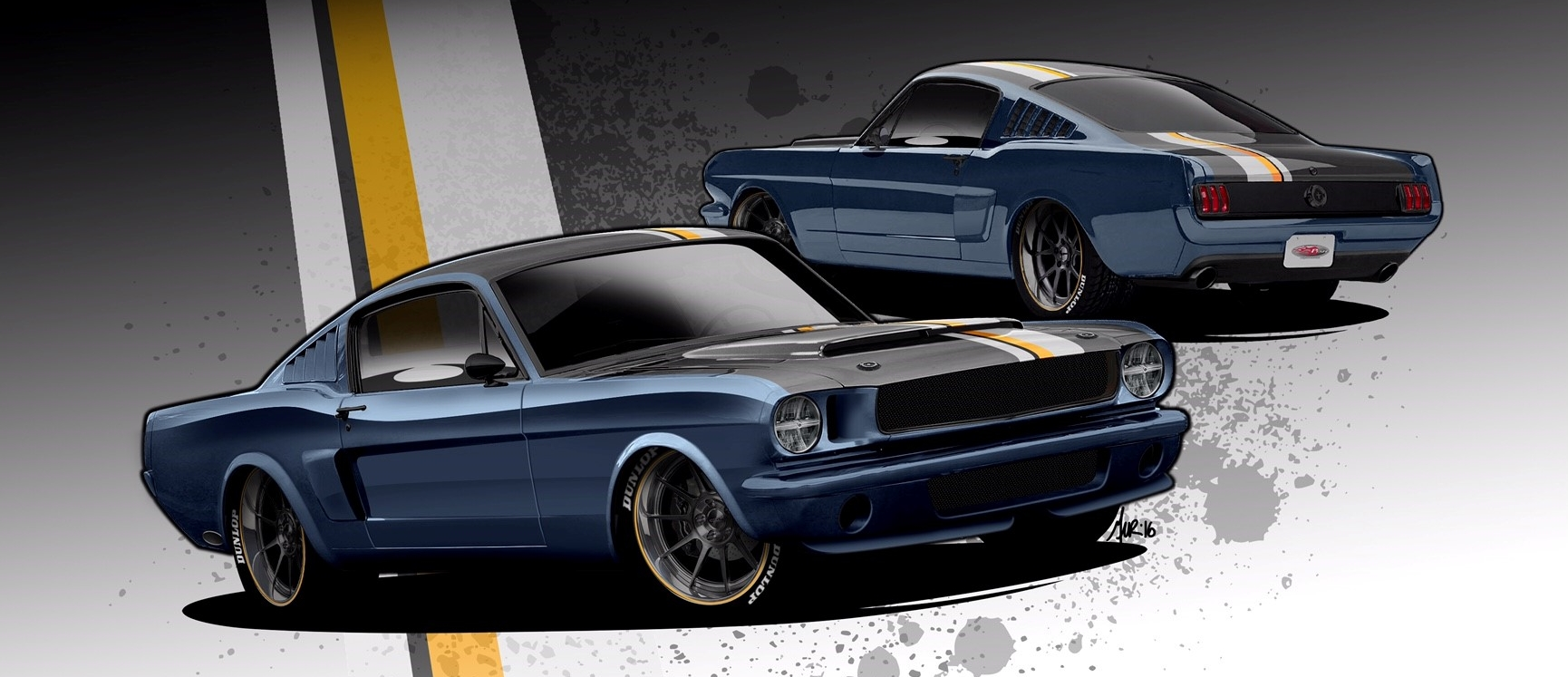 **IN PROGRESS** -- 1965 Mustang Fastback Concept