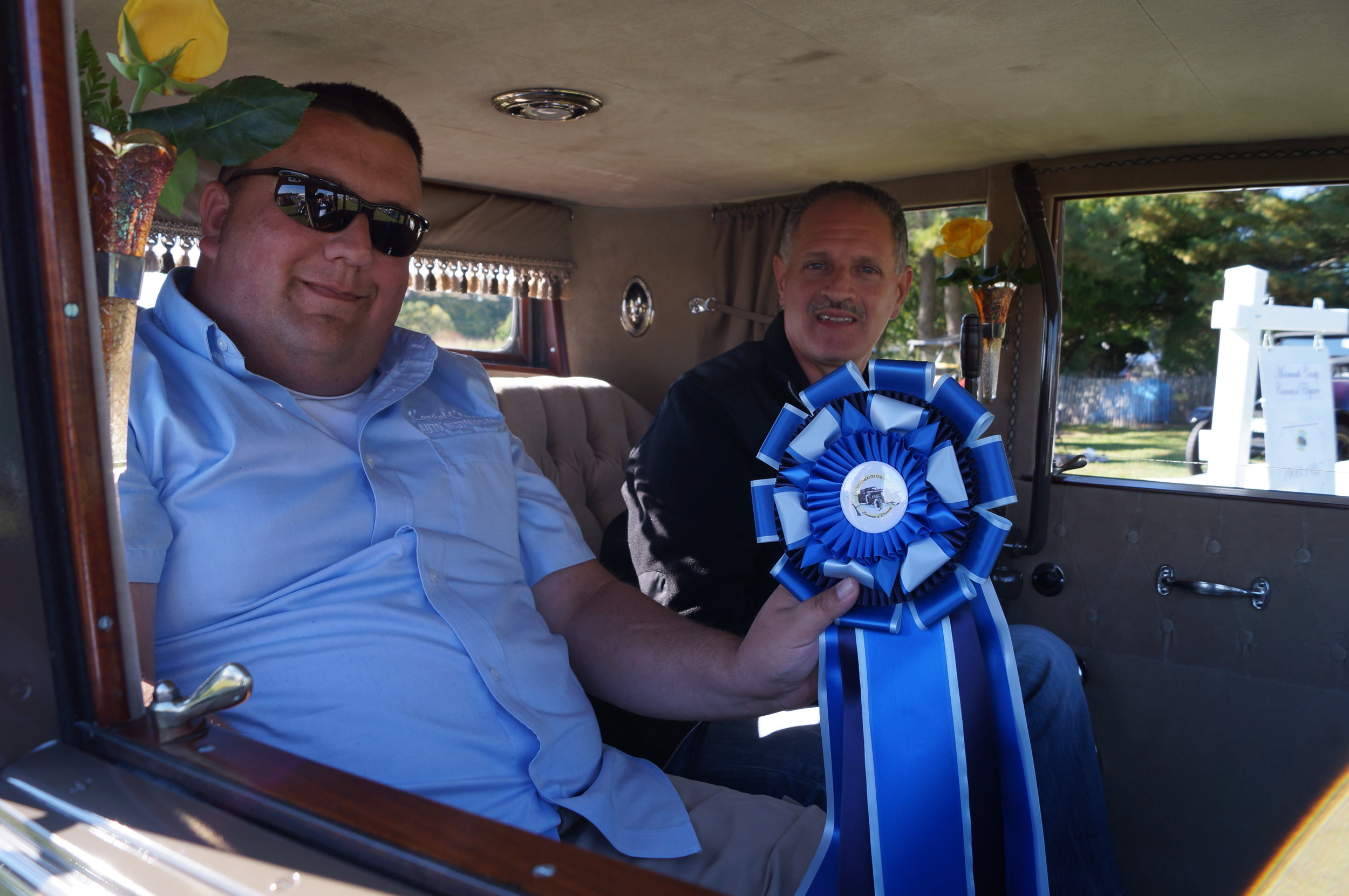 Monmouth CountyConcours d'Elegance 2014 - 1923 Detroit ElectricWINNERBEST IN CLASS