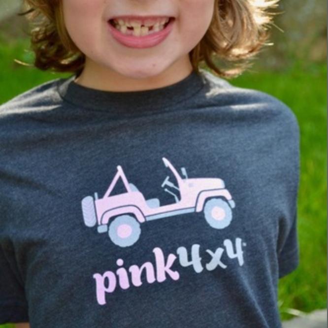 PINK TRUCK DESIGNS