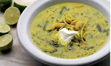 Lima: Yotam Ottolenghi's Legume Soup