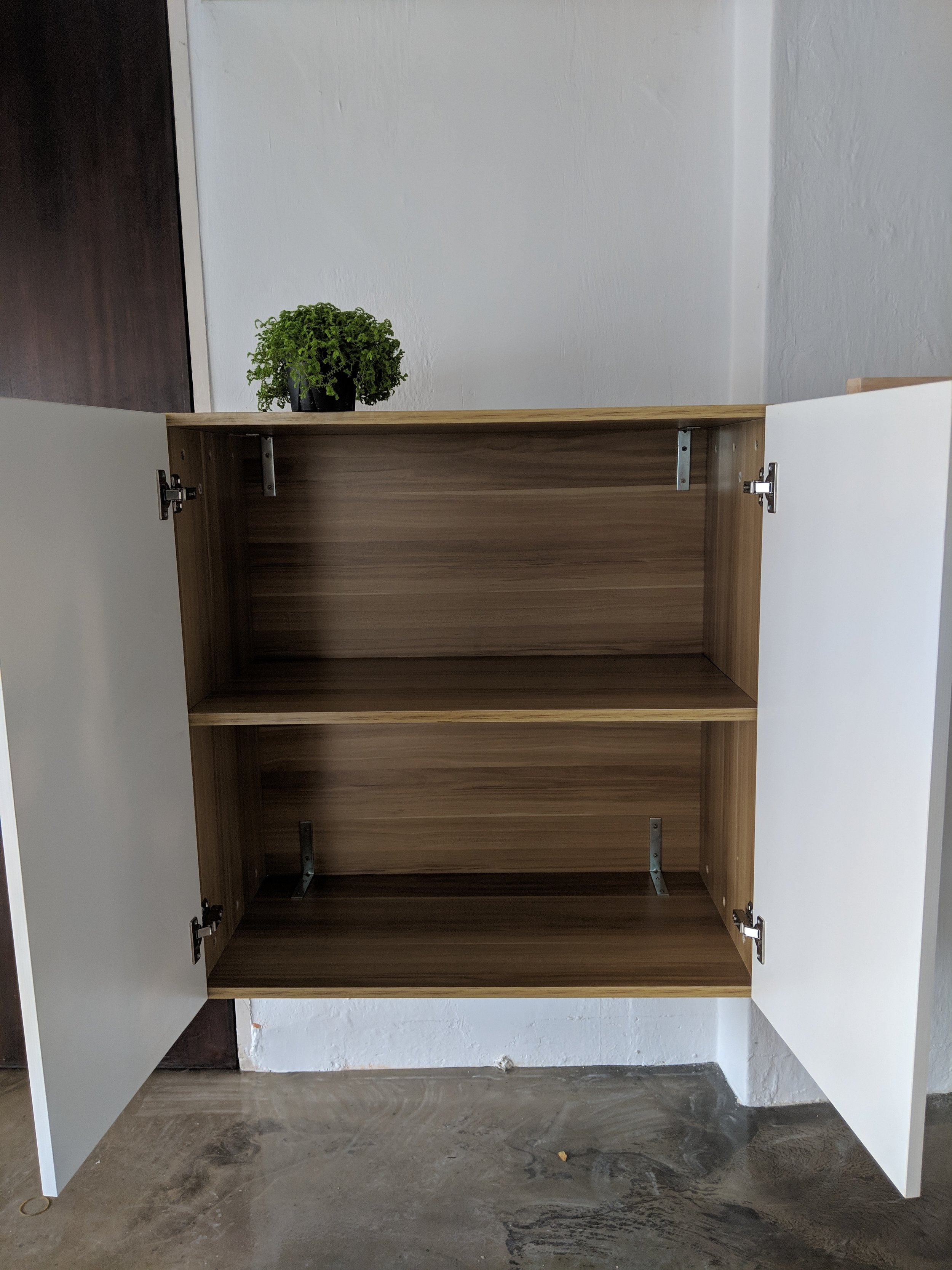 Process 1 Building Cupboards Makerlala