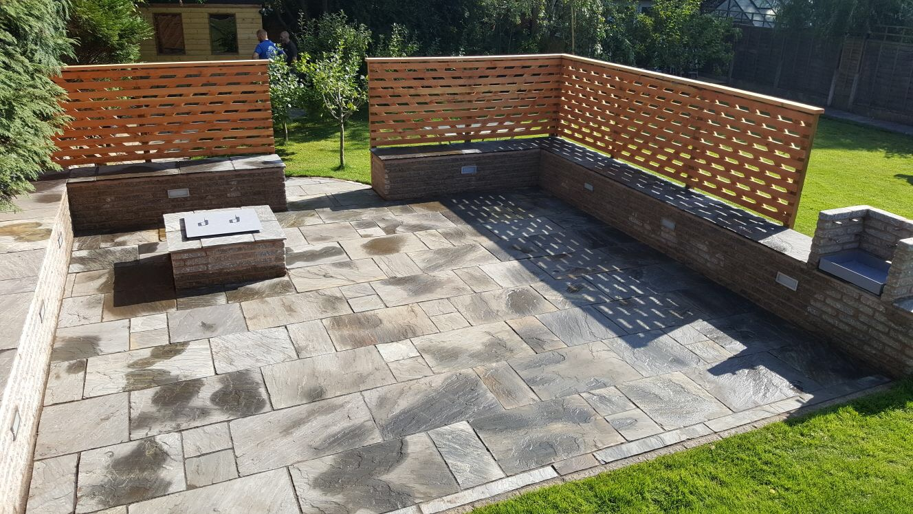 Landscape Design & Build   Evenfield Landscapes & Groundworks