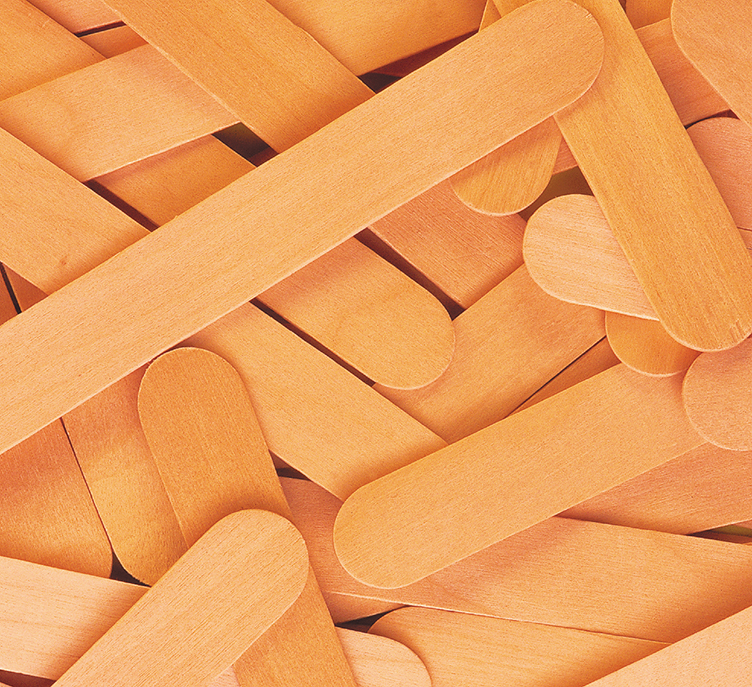 Build a bridgeout of Popsicle sticks? - (Structural engineering)