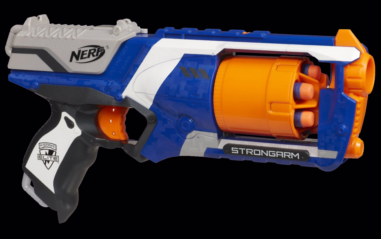 Take apart a Nerf GunBlaster to see how it works - (Mechanical engineering)