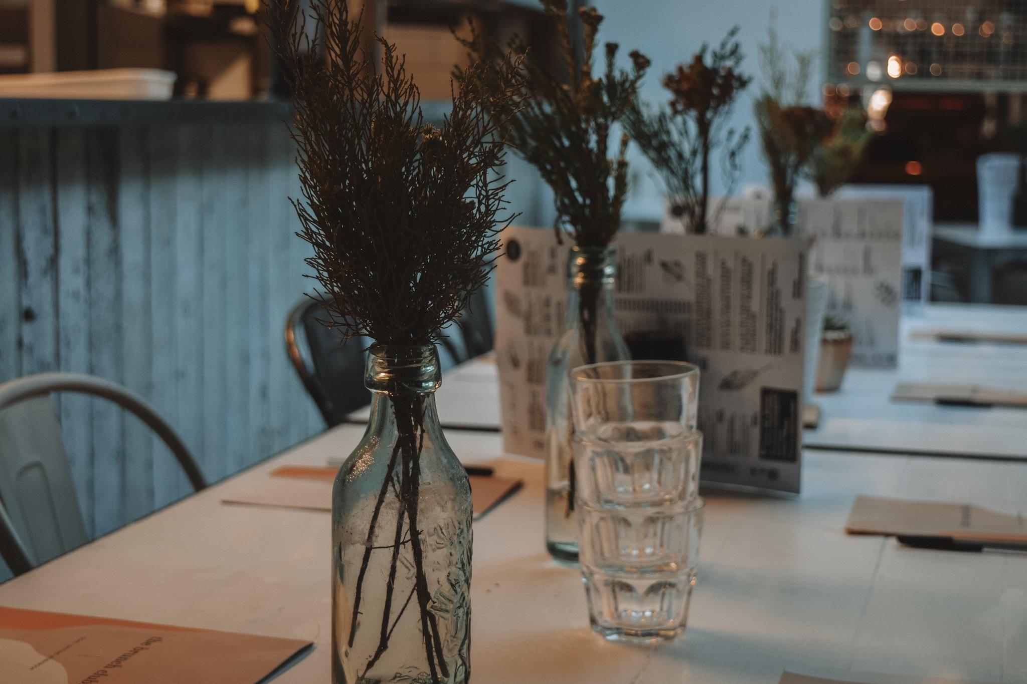 Arboreal Kitchen