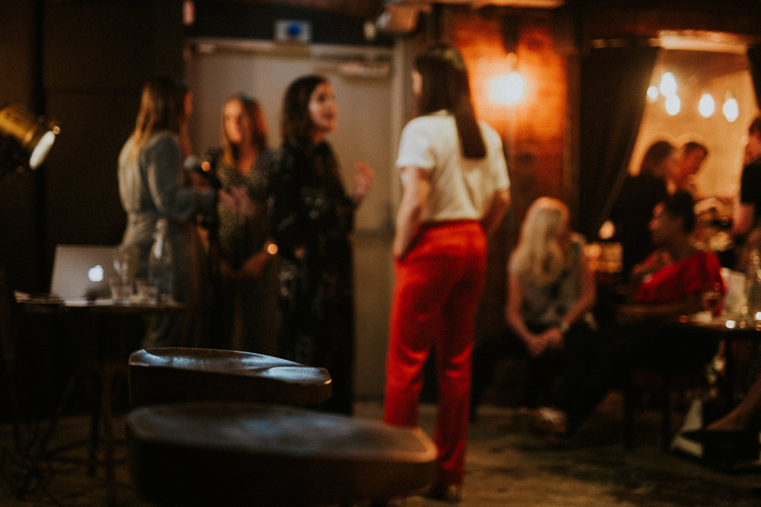 We welcomed 60 female property developers to Baresca Tapas in Nottingham