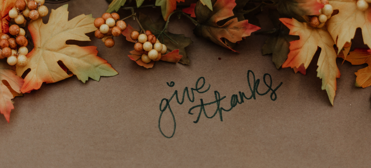 Unplug + Give Thanks Challenge - 1 challenge = 3 extra special rewards + twice the support for a cause.