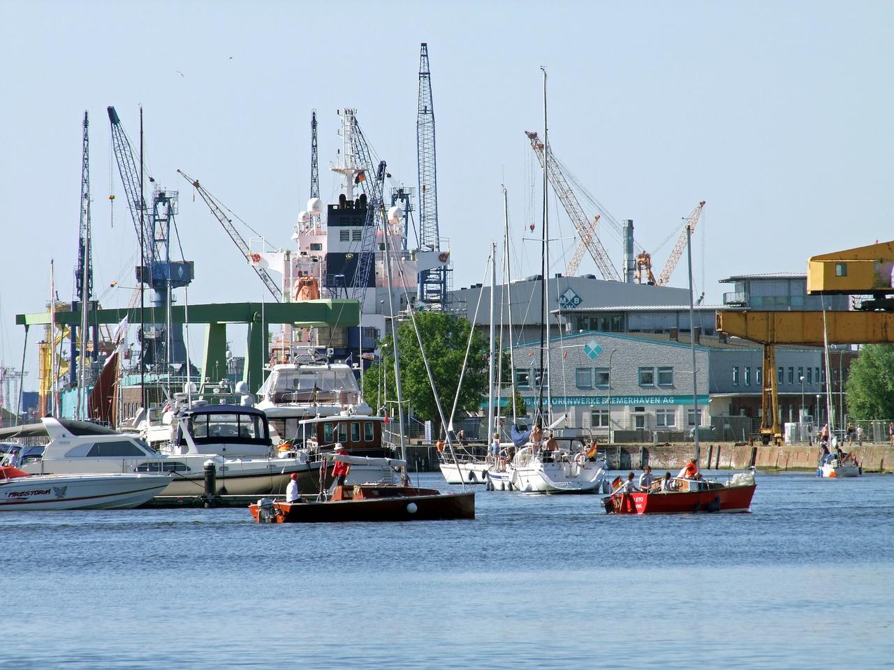 SHOPPING UND KULTUR IN Bremerhaven -