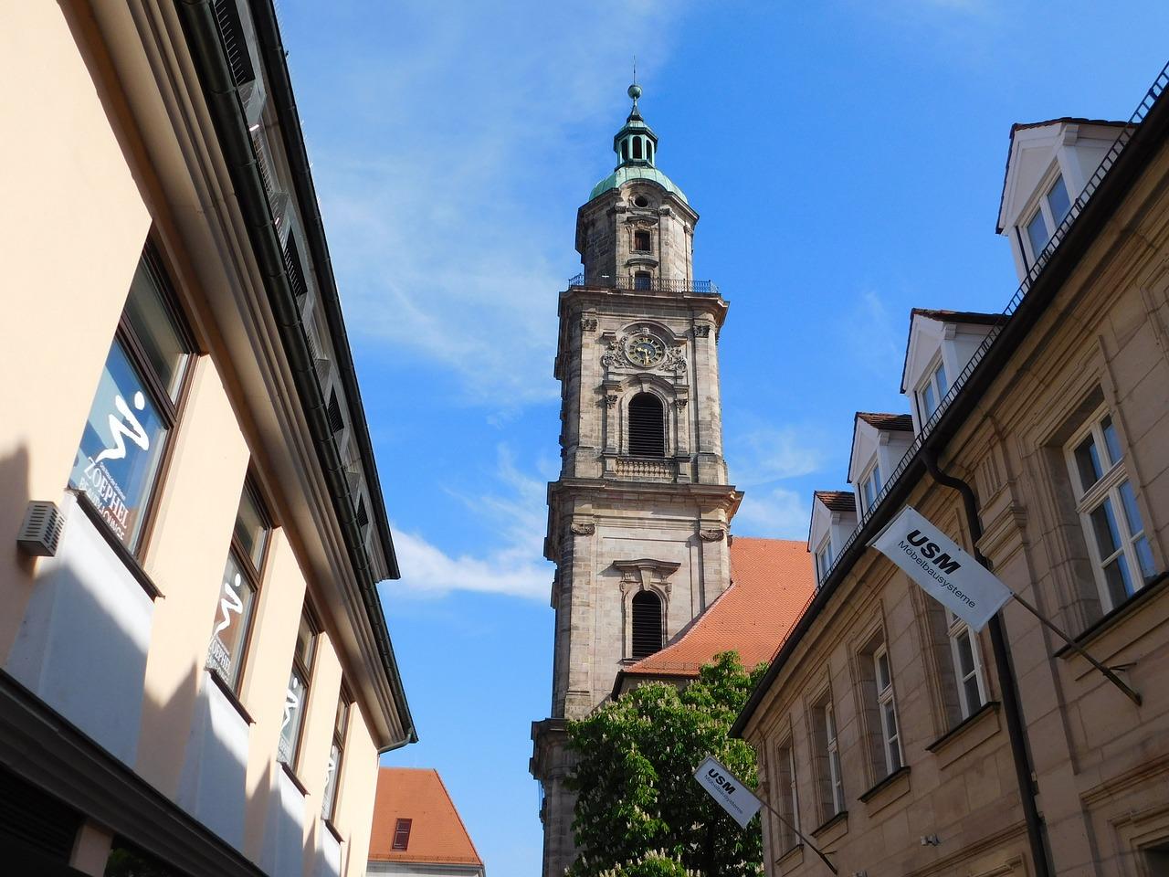 SHOPPING UND KULTUR IN Erlangen -