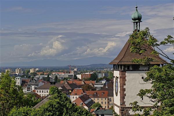 SIGHTSEEING IN Freiburg -
