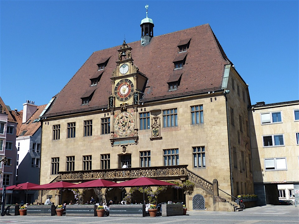 SIGHTSEEING IN Heilbronn -