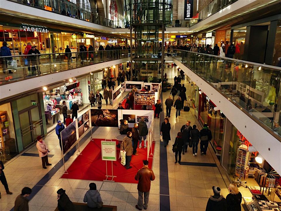 SHOPPING UND KULTUR IN Leipzig -