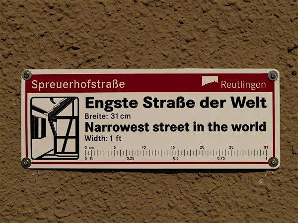 SIGHTSEEING IN Reutlingen -