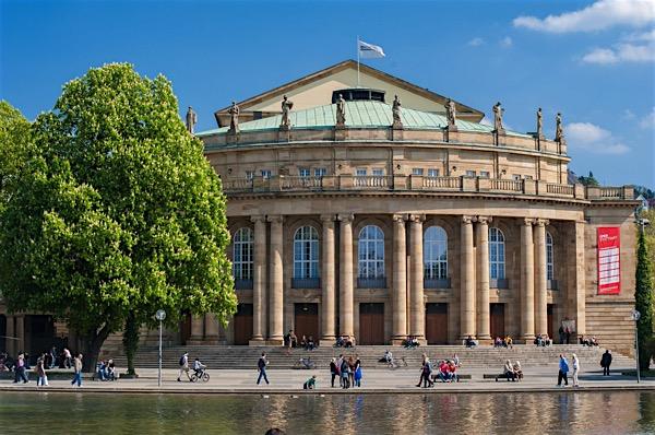 SHOPPING UND KULTUR IN Stuttgart -