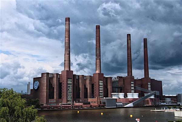 SIGHTSEEING IN Wolfsburg -