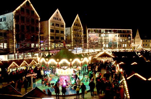 SIGHTSEEING IN Ulm -