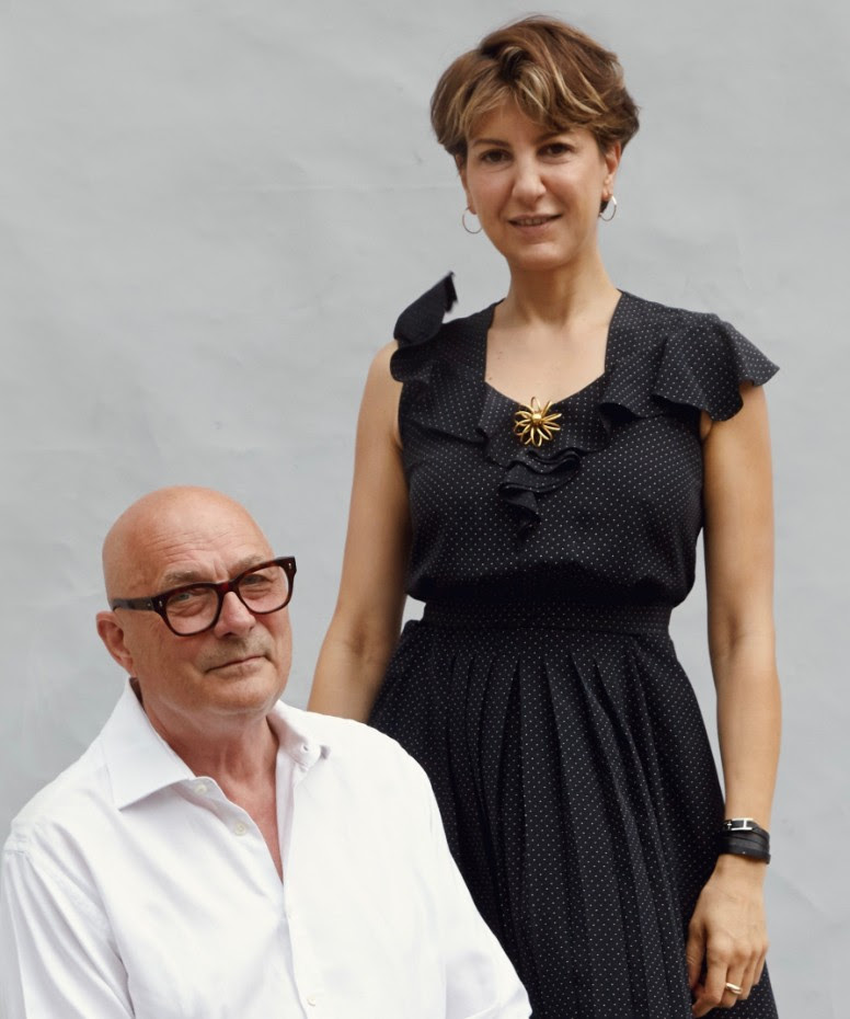 Peter Welch and Isabella Brancolini. Photo by Claudia Pasanisi