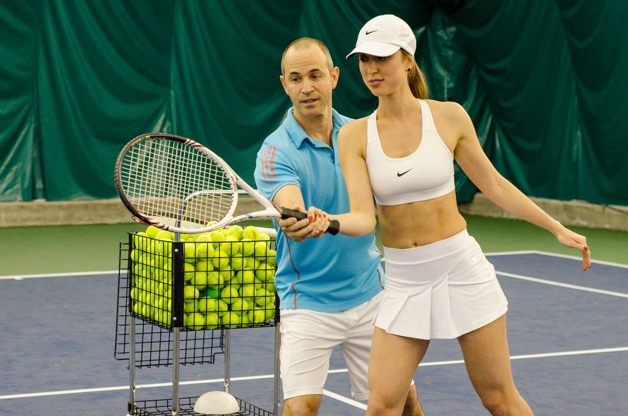 Neal Feinberg - Head Pro & Owner, USTA Tournament DirectorColumbia Univ., Pace Law SchoolHead Pro/Club Manager Yorkville Tennis Club 2009-2017Coached Horace Greeley & Columbia Prep Schools and Tennis EuropeNow coaching USTA ranked juniors