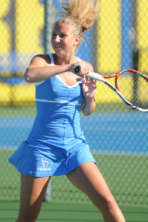 Nataliya Naumova - Played Division I tennis for the University of Delaware (Team Captain). She has also coached summer tennis camps at Princeton University.