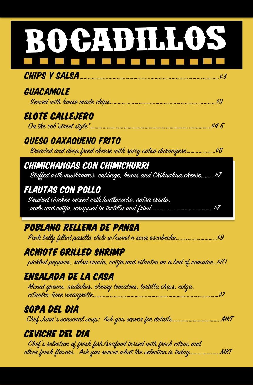 Bocadillos, Huaraches & Tacos.jpg