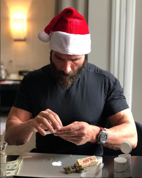 American playboy, Instagram star Dan Bilzerian plots a made-in-Canada global cannabis takeover - NOW Magazine, January 24 2018