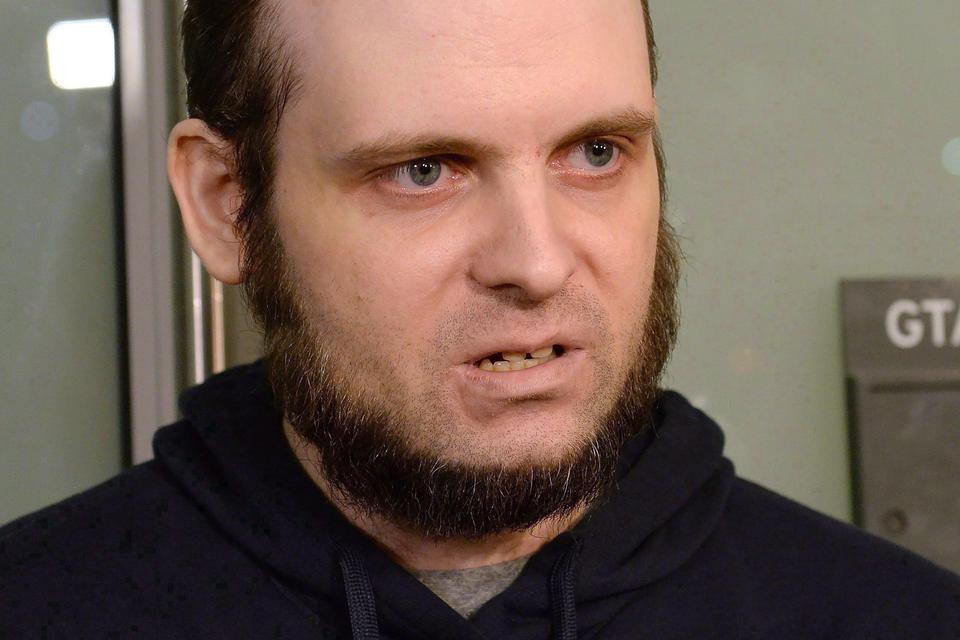 Former hostage Joshua Boyle faces four new criminal charges - VICE News, January 26 2018