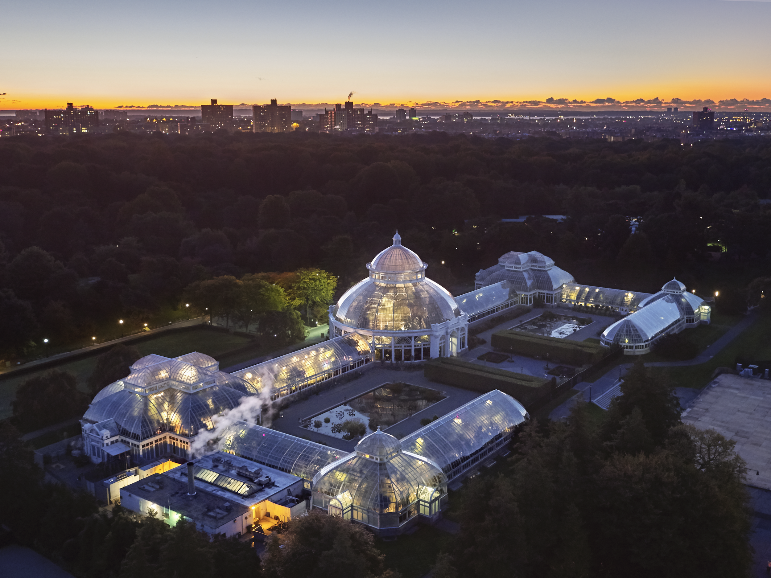 New York Botanical Gardens, The Bronx, New York City, New York