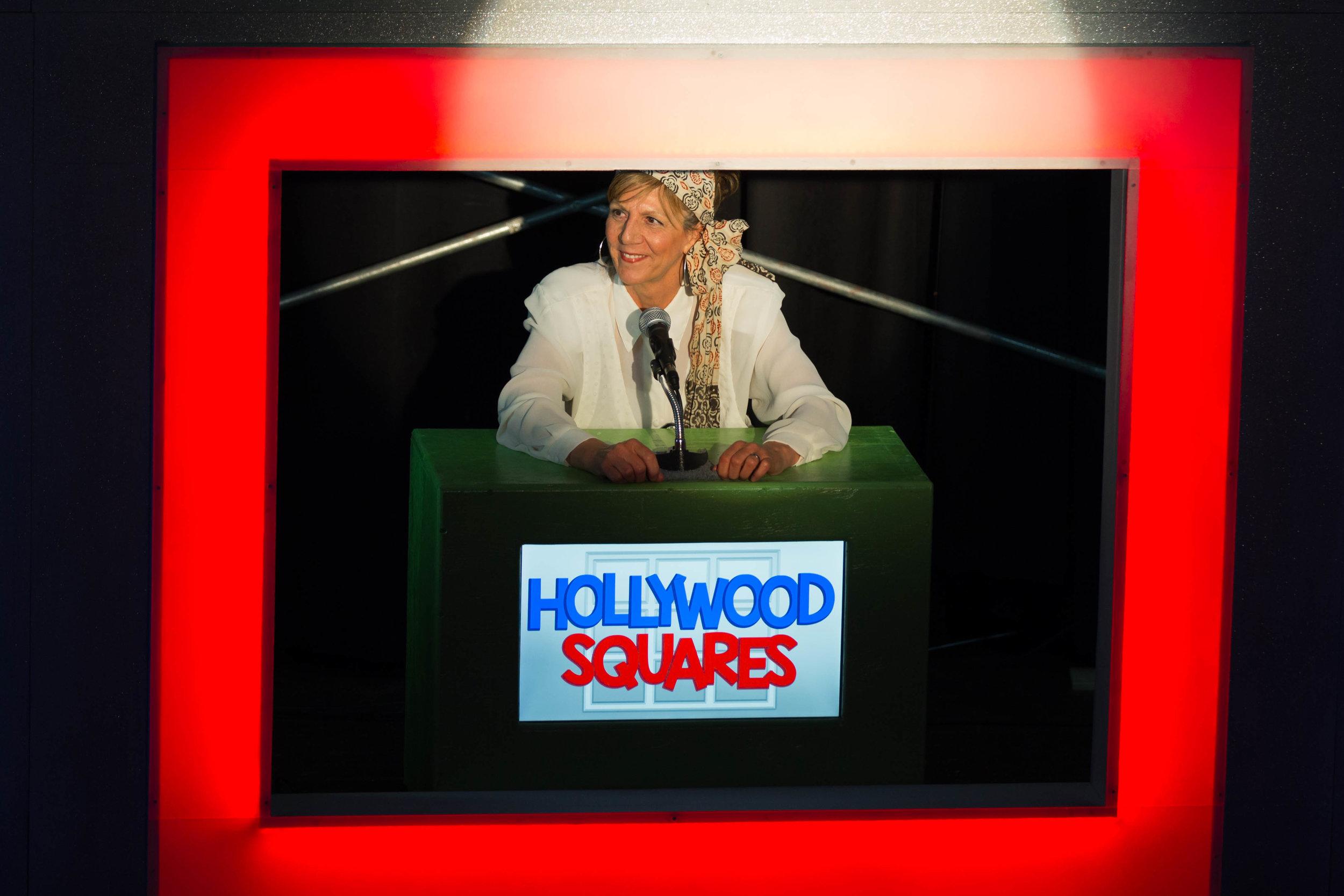Long-time show celebrity, Sue Sorenson.