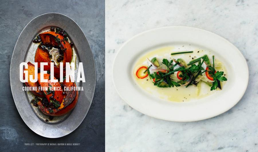Gjelina  (left); @gjelinarestaurant (right)