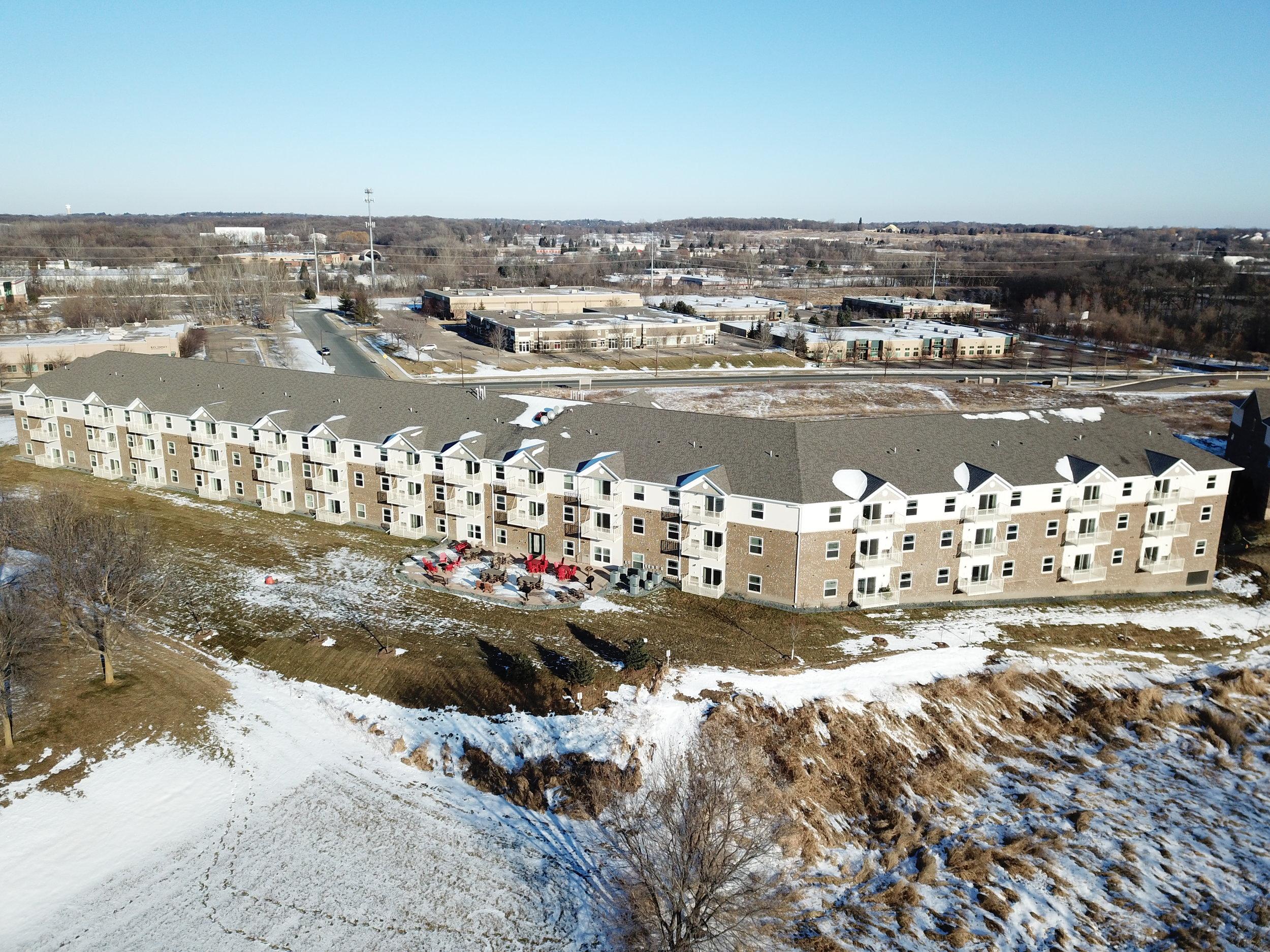 Powers Ridge Senior Apartments  76 Units - Chanhassen, MN