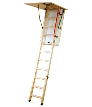 timber ladder