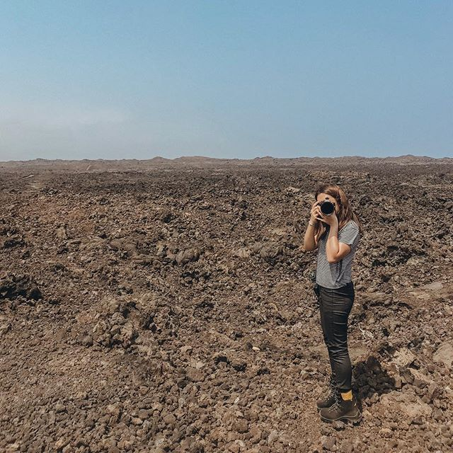 Currently traversing through Big Island's volcanic sites with @renashishido documenting a set of gifted students from all around the country for the School of Ocean and Earth Science and Technology Research Experience Undergraduate Program. For a whole summer, we'll be following these students as they explore and research the most distant parts of our islands. Let's see where this rare experience takes us. ✨