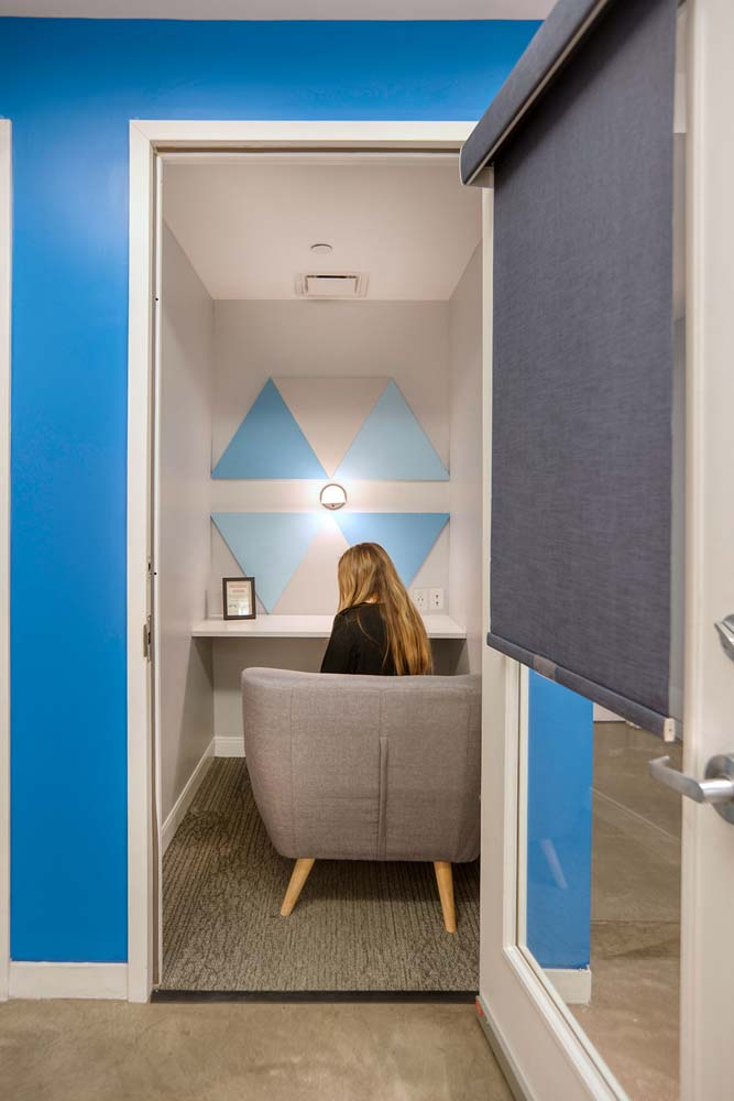Lactation Mothers & Wellness Room