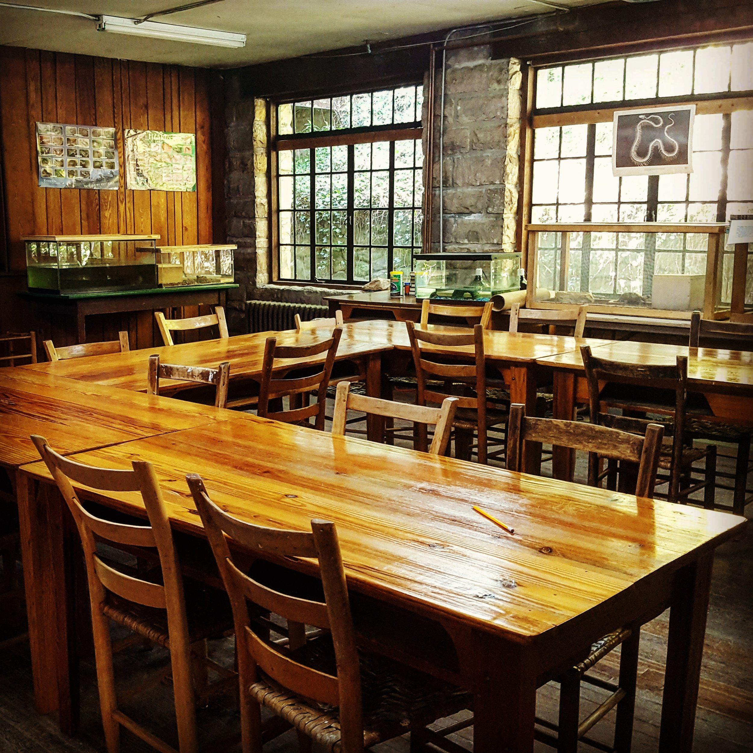 Historic Classrooms