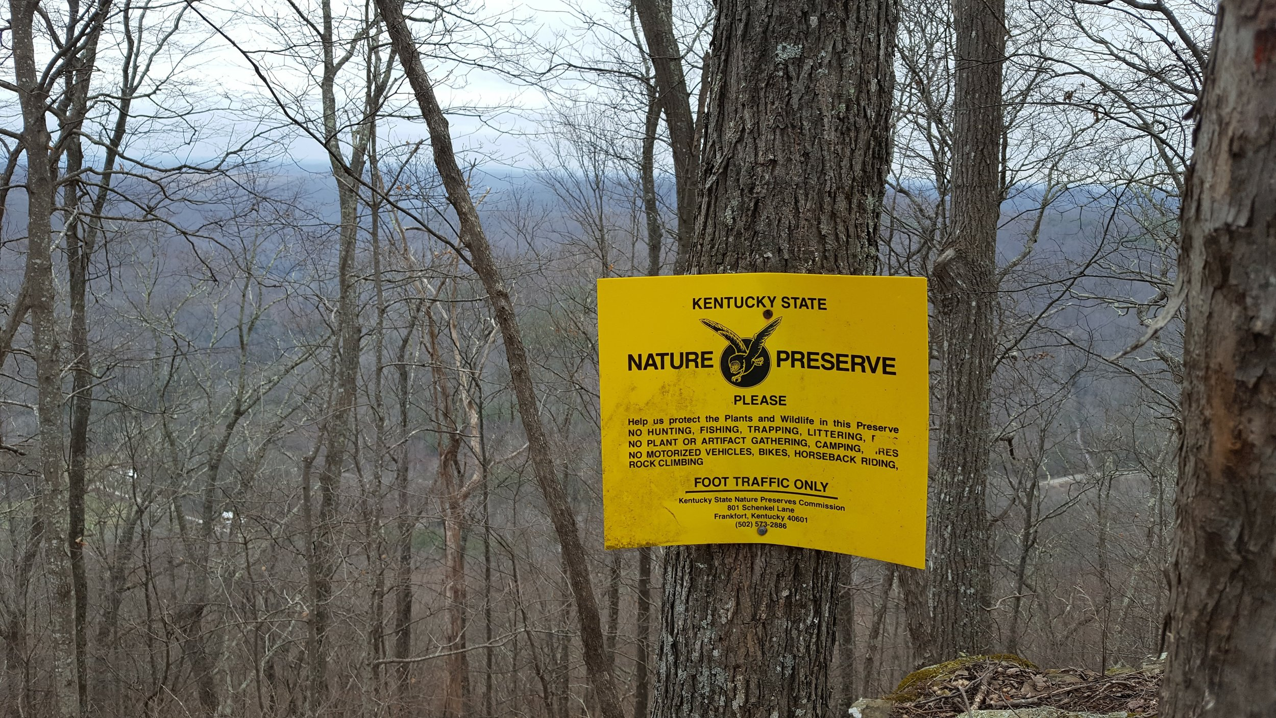 State Nature Preserve