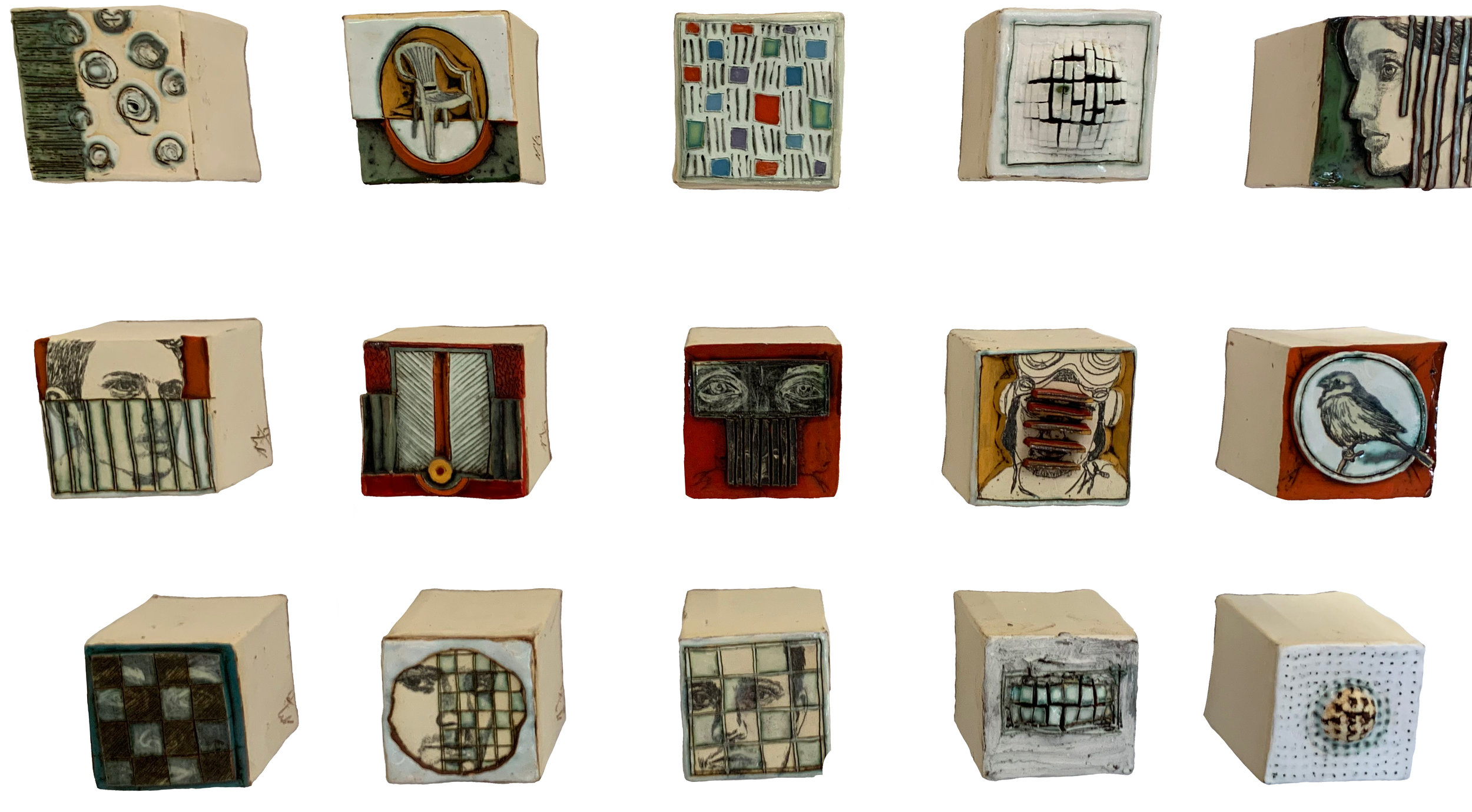 """Blocks"" by Hennie Meyer"