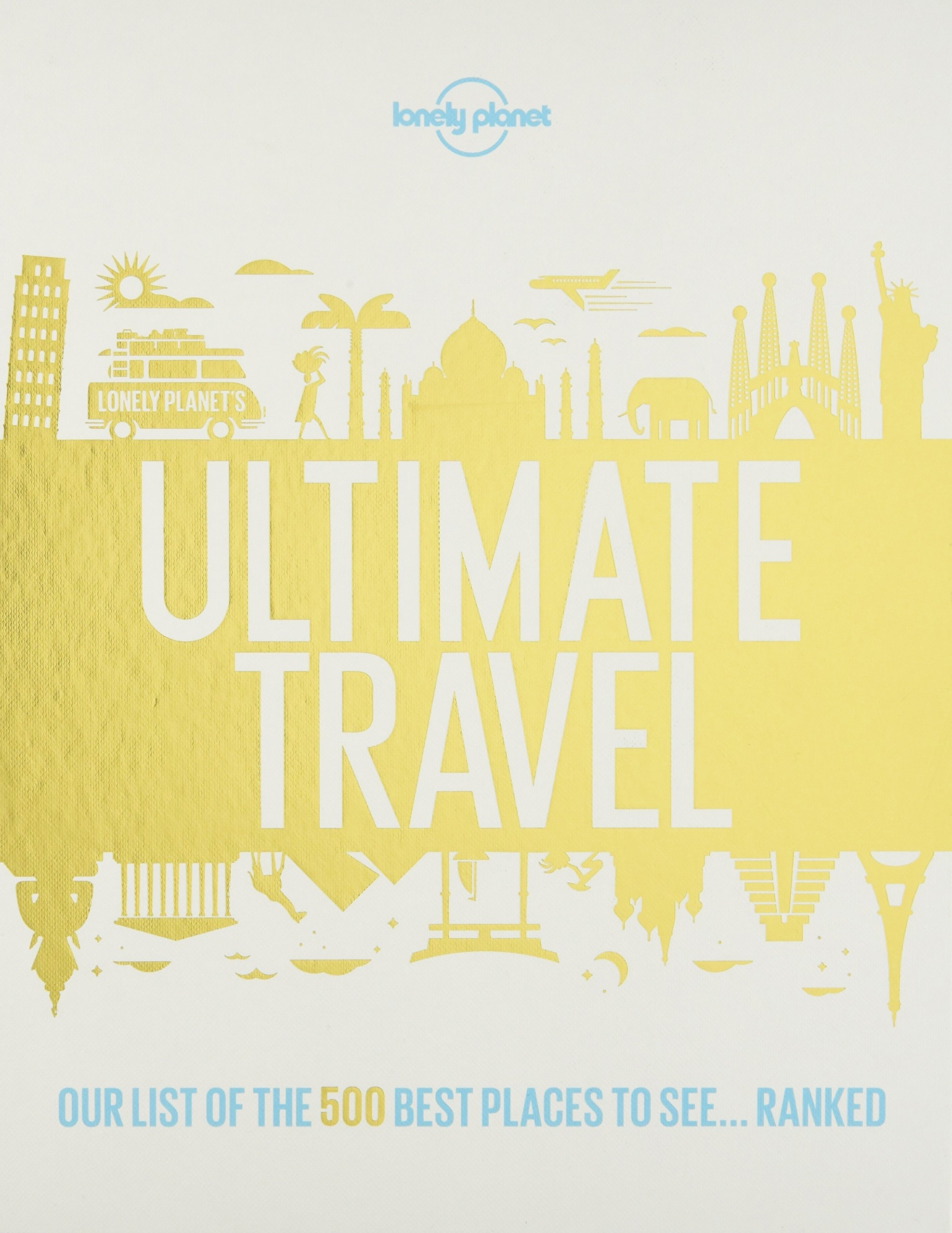 #9 The Ultimate Travel Book - This book is basically a bucket list in hardcover. But it's great for anyone who wants to learn about the worlds' can't miss spots and destinations as ranked by some people who know a thing or two about travel. Lonely Planet picked the world's top 500 places to see and ranked them. Want to know what #1 is? Guess you'll just have to get it for the traveller in your life!