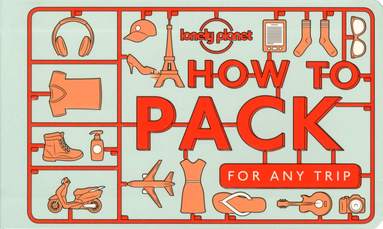 #1 How to Pack Book - For that friend who likes How To books