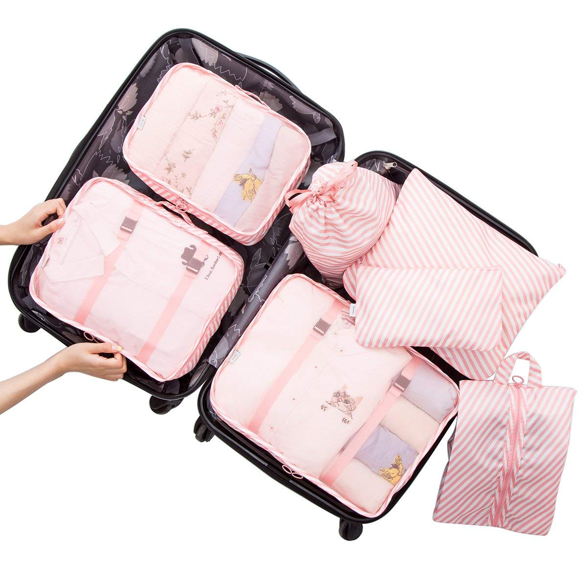 #3 Packing Cubes - How many times do I have to tell you to buy these?!?
