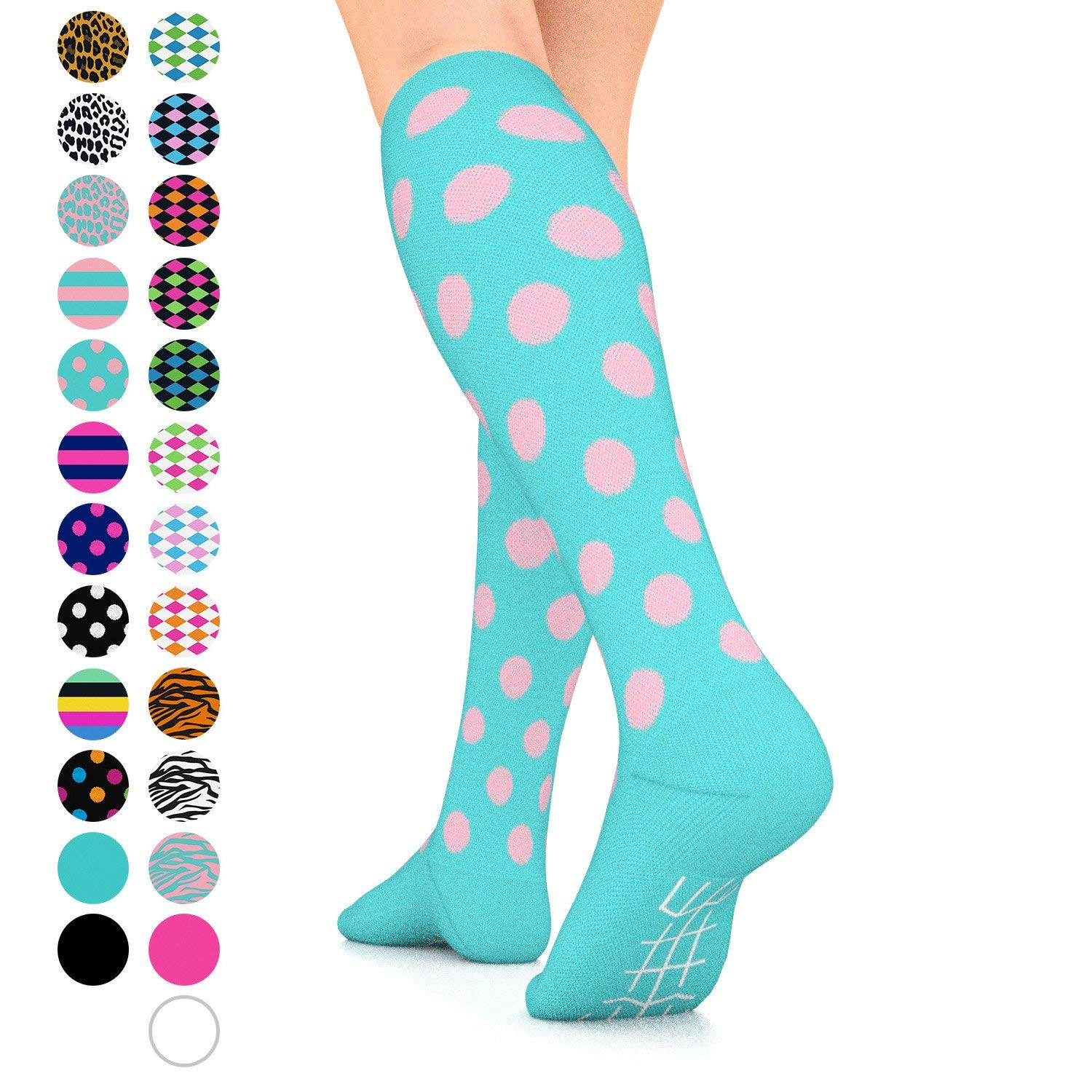#6 Compression Socks - They're ugly but they work
