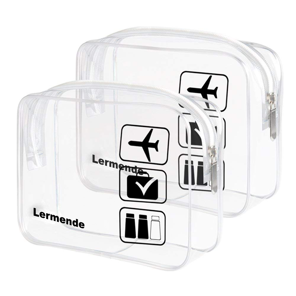 #7 TSA clear liquids bags - For your crazy friend who can travel with just a carry on