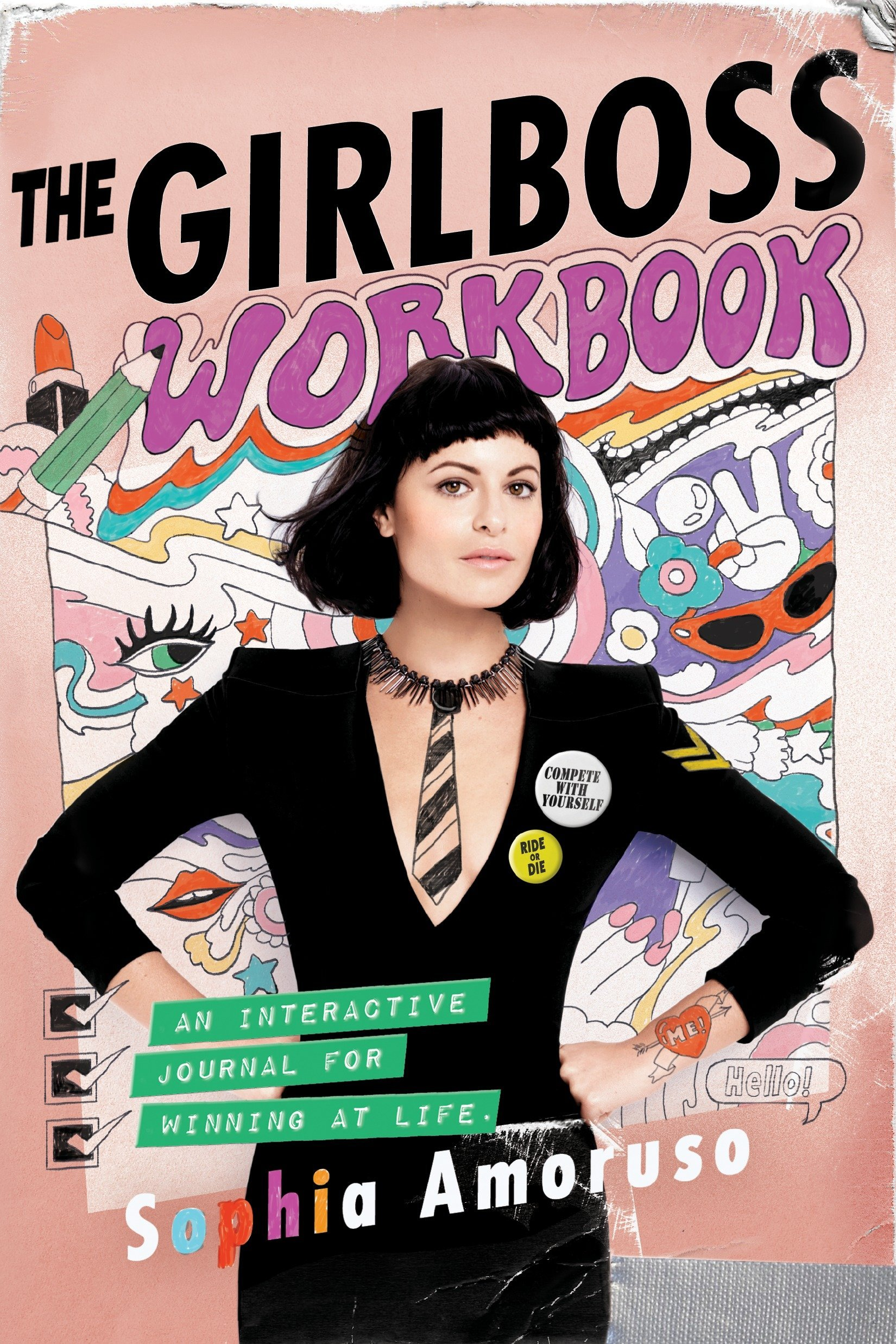 The Girlboss Workbook - $12 on Amazon