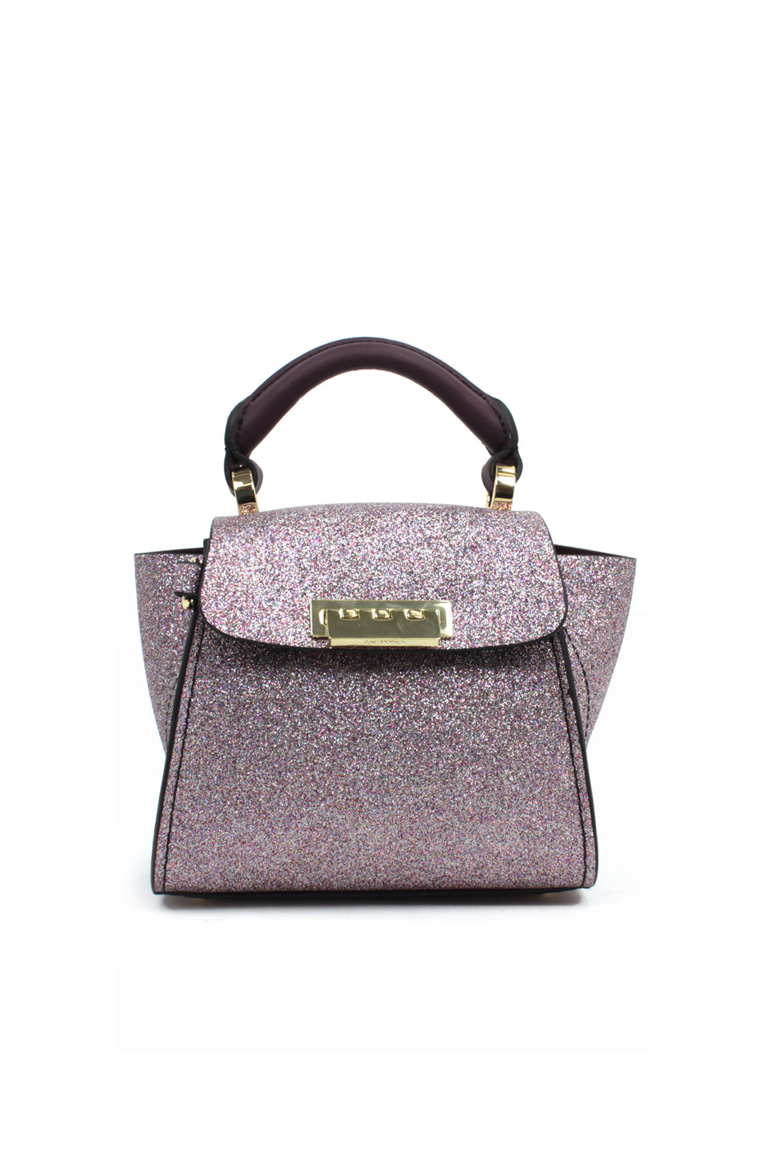 ZAC Posen Pink Glitter Mini Eartha Bag - This is the perfect party purse.