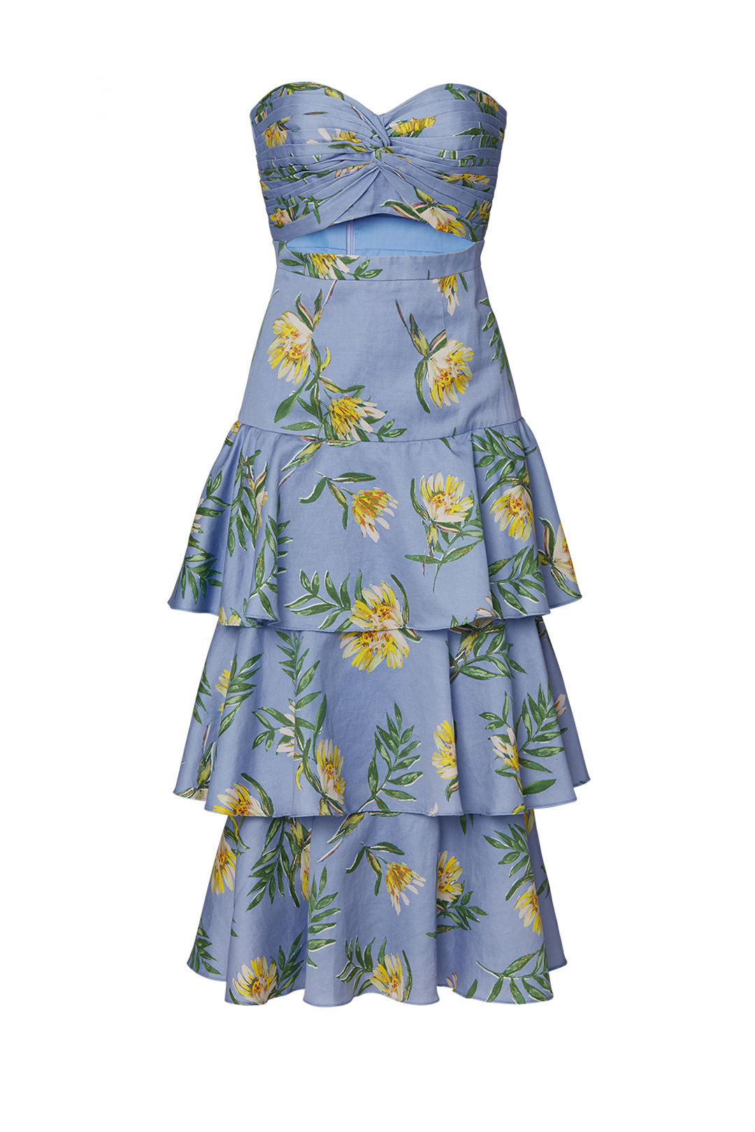AMUR Roxy Dress - I just rented this for my trip to Argentina and I forgot it was fall there so….whoops wearing it anyways cause it's cute AF.