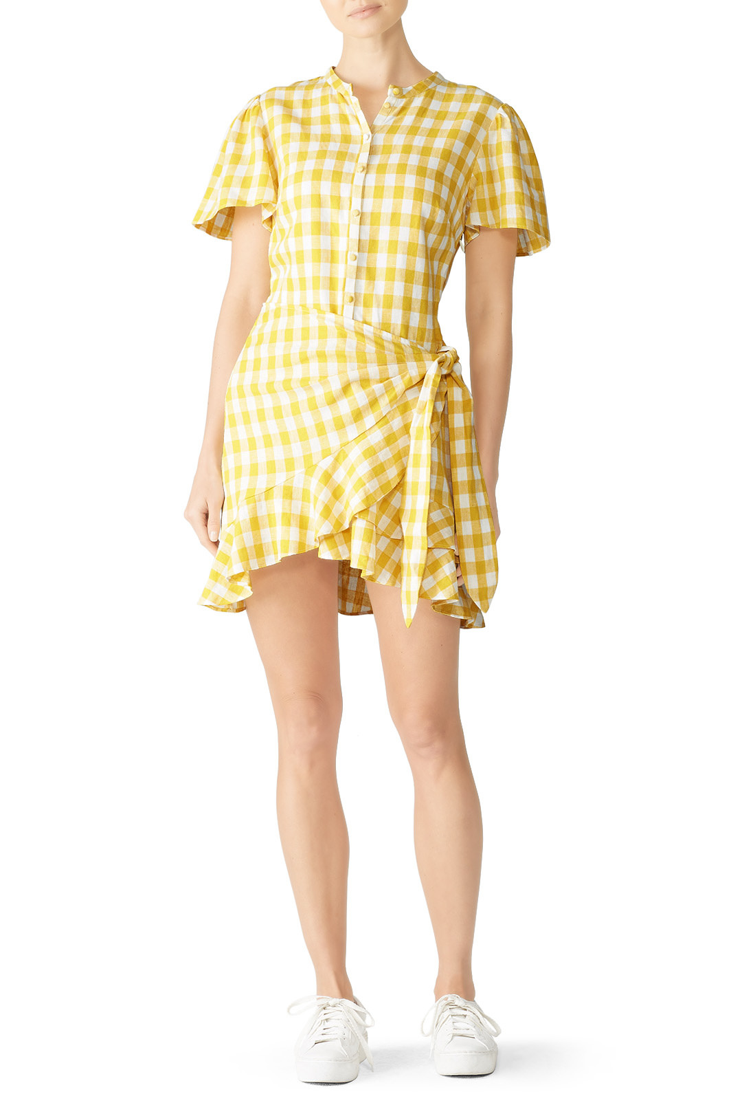 The Jetset Diaries London Calling Mini Dress - Cute and perfect for boozy brunch on Sunday