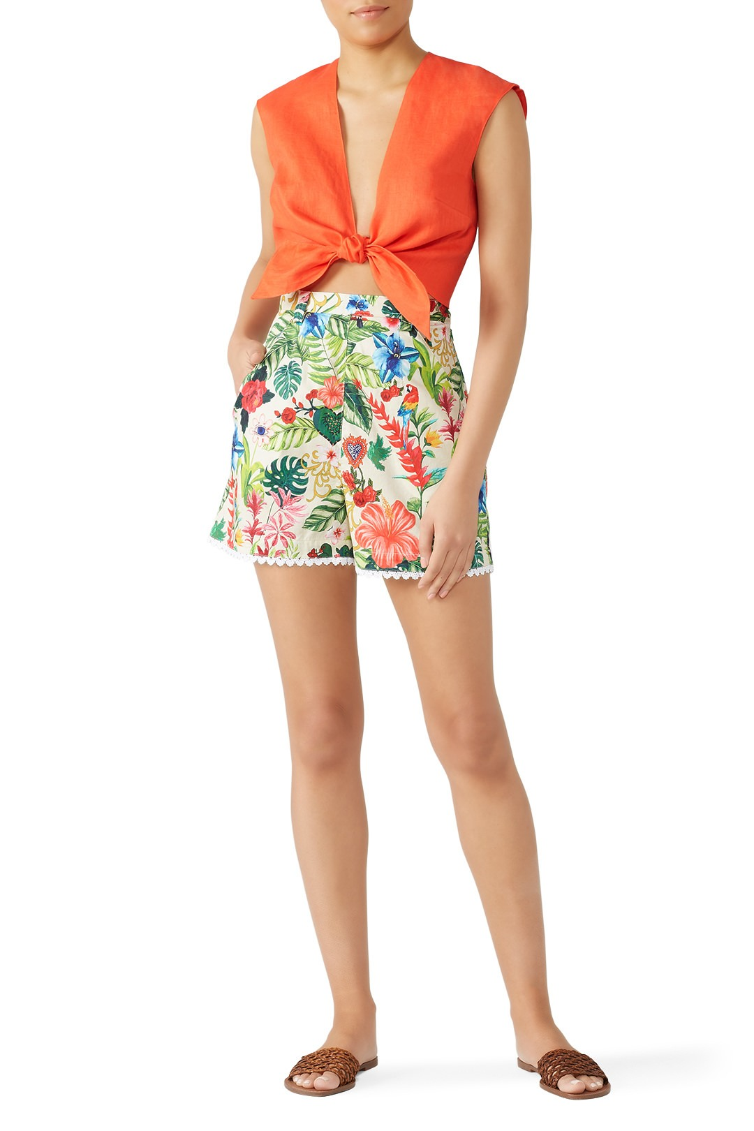 Miguelina Joone Shorts - These are fun…but maybe more for summer. Oh well, thinking ahead.
