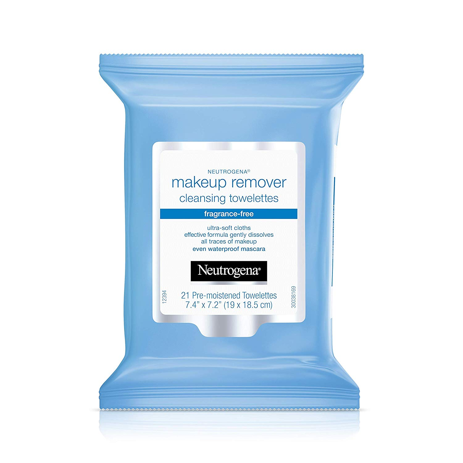 Neutrogena Makeup Remover Towelettes - These are self explanatory. But I love to put a pack of these travel sized wipes in my carry on and take off my makeup mid-flight if I had any on beforehand.Under $6 on Amazon